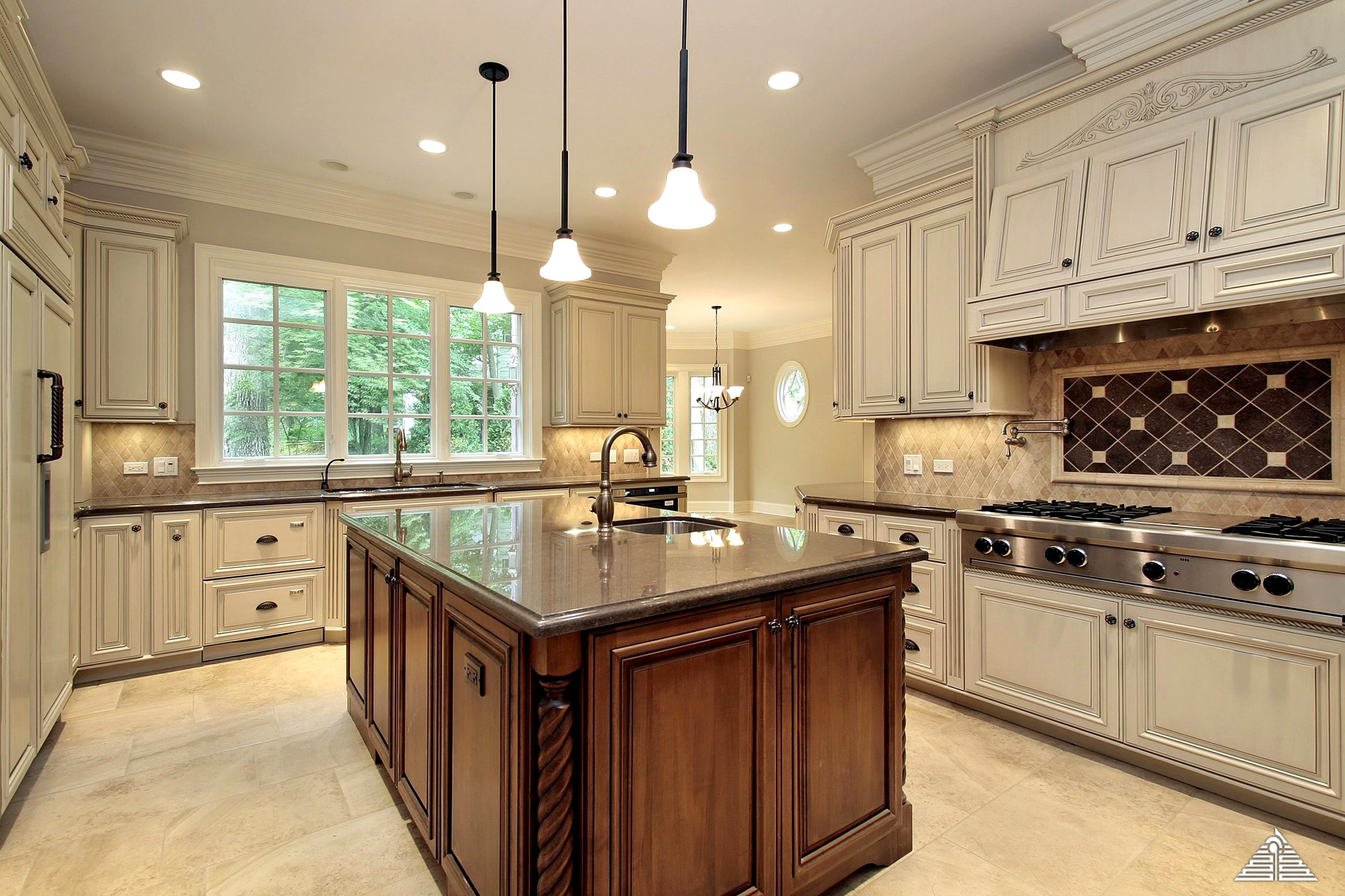 Top Trending Kitchen Colors And Designs Of 2017 Granite Marble