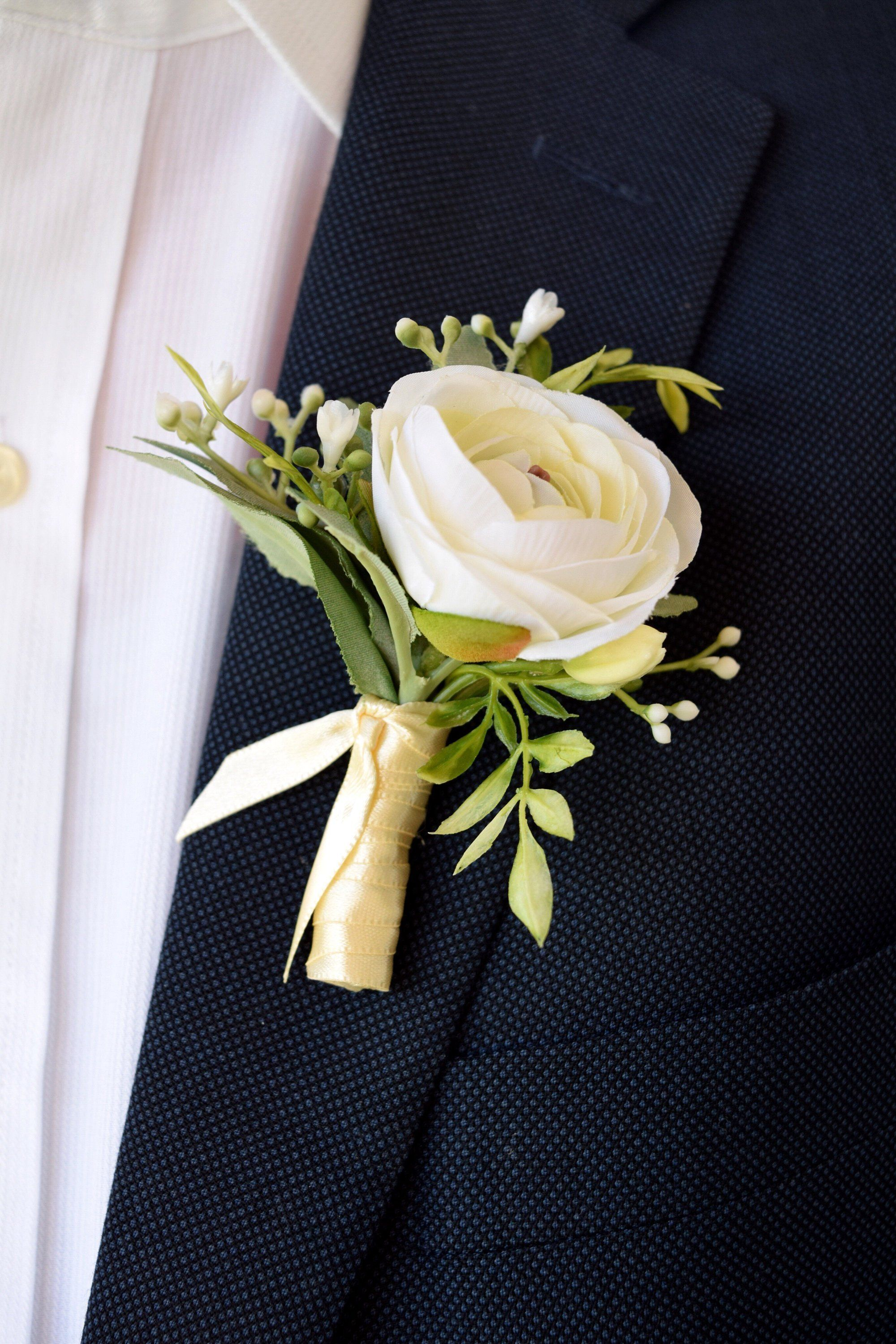 Lapel Flowers Groomsmen Pink Boutonniere Boutonnieres Father Of The Bride Wedding Boutonniere Ranunculus Groom Boutonnieres Prom