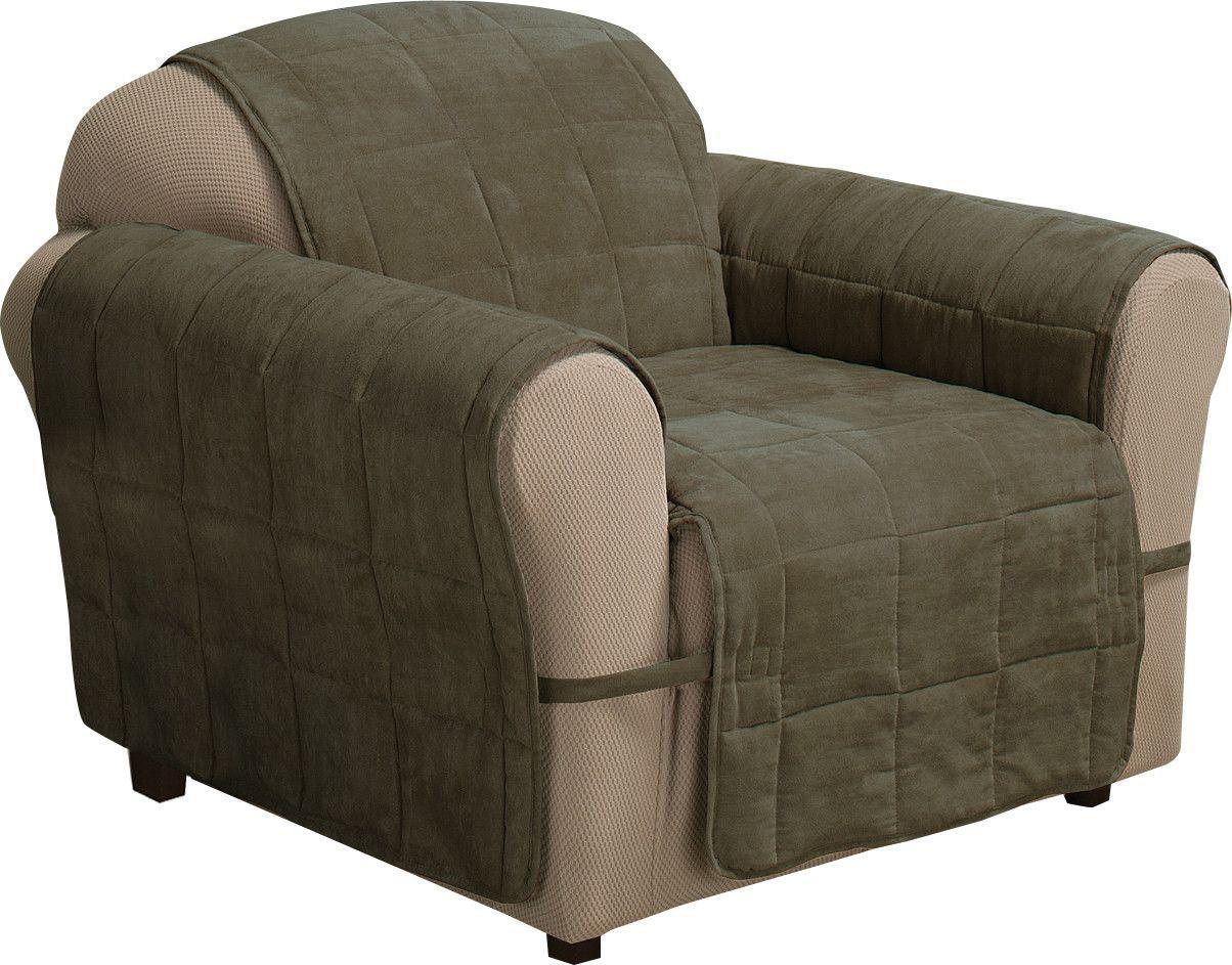 Duvig Box Cushion Armchair Slipcover Slipcovers For