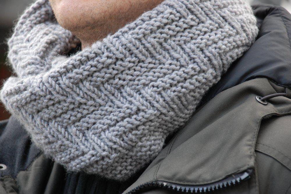 Вязание мужского шарфа схема фото 440