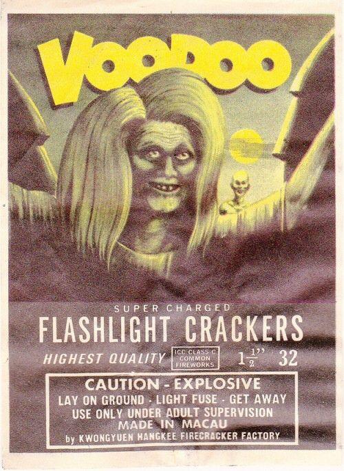 voodoo firecrackers