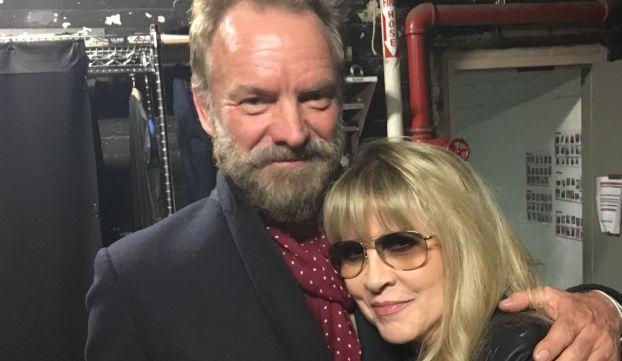 "Stevie Nicks: Fleetwood Mac Will Record New Album, Group Has ""Plenty"" of Songs"