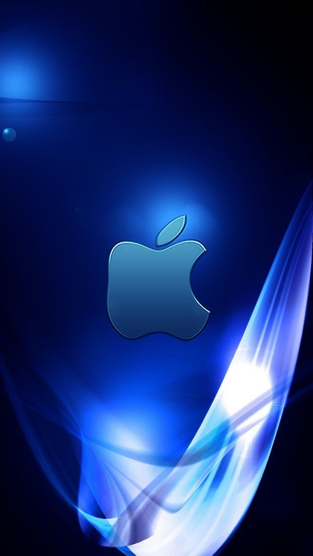 Apple Blue Apple Iphone 5s Hd Wallpapers Available For Free Download Background Hd Wallpaper Apple Wallpaper Iphone Wallpaper