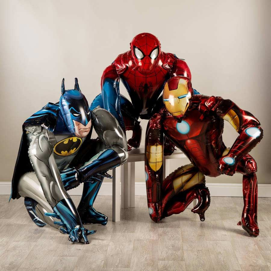 Wedding Reception Ideas For Older Couples: Superhero Themed Weddings: Ideas For A Comic Book Obsessed