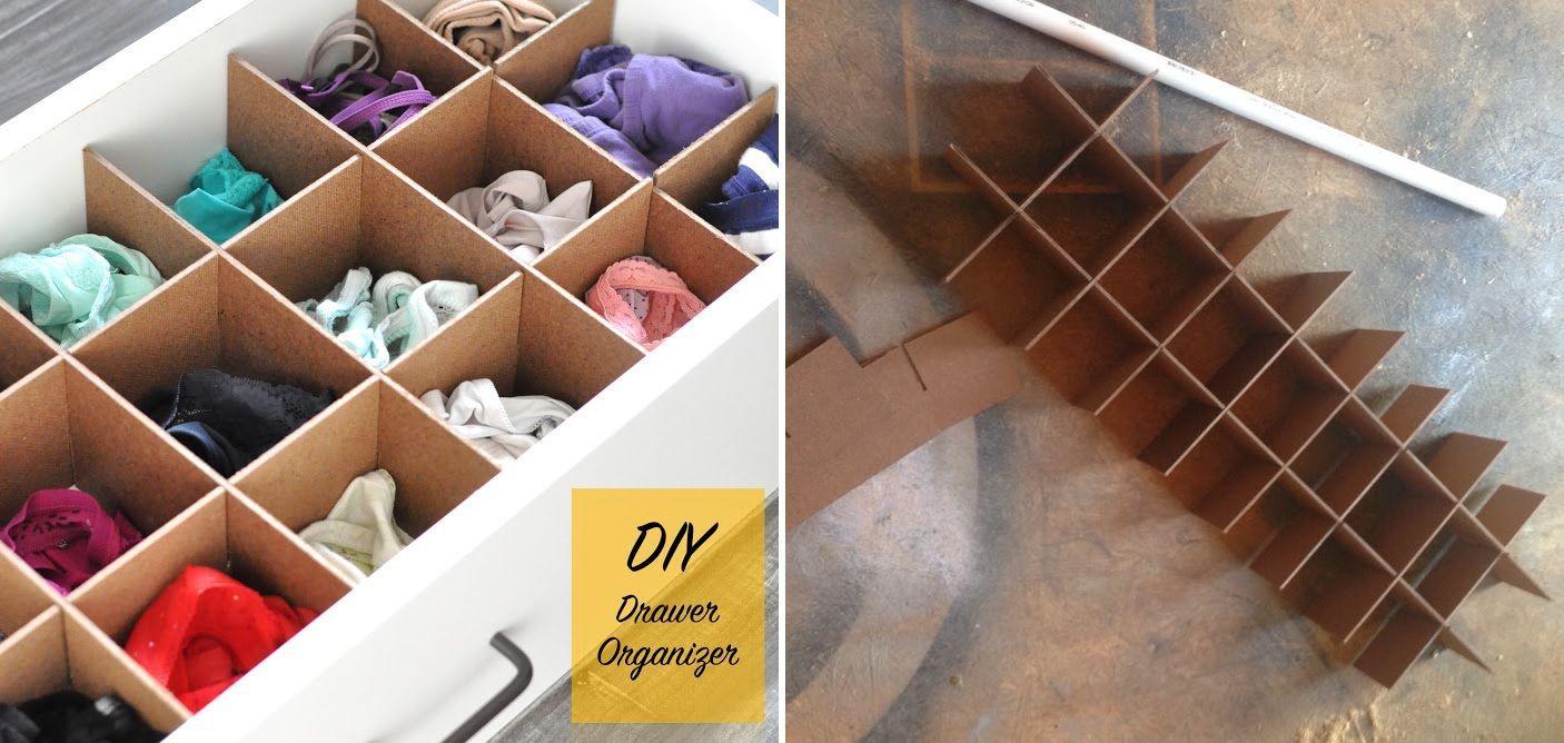 Underwear Drawers Tips To Organize