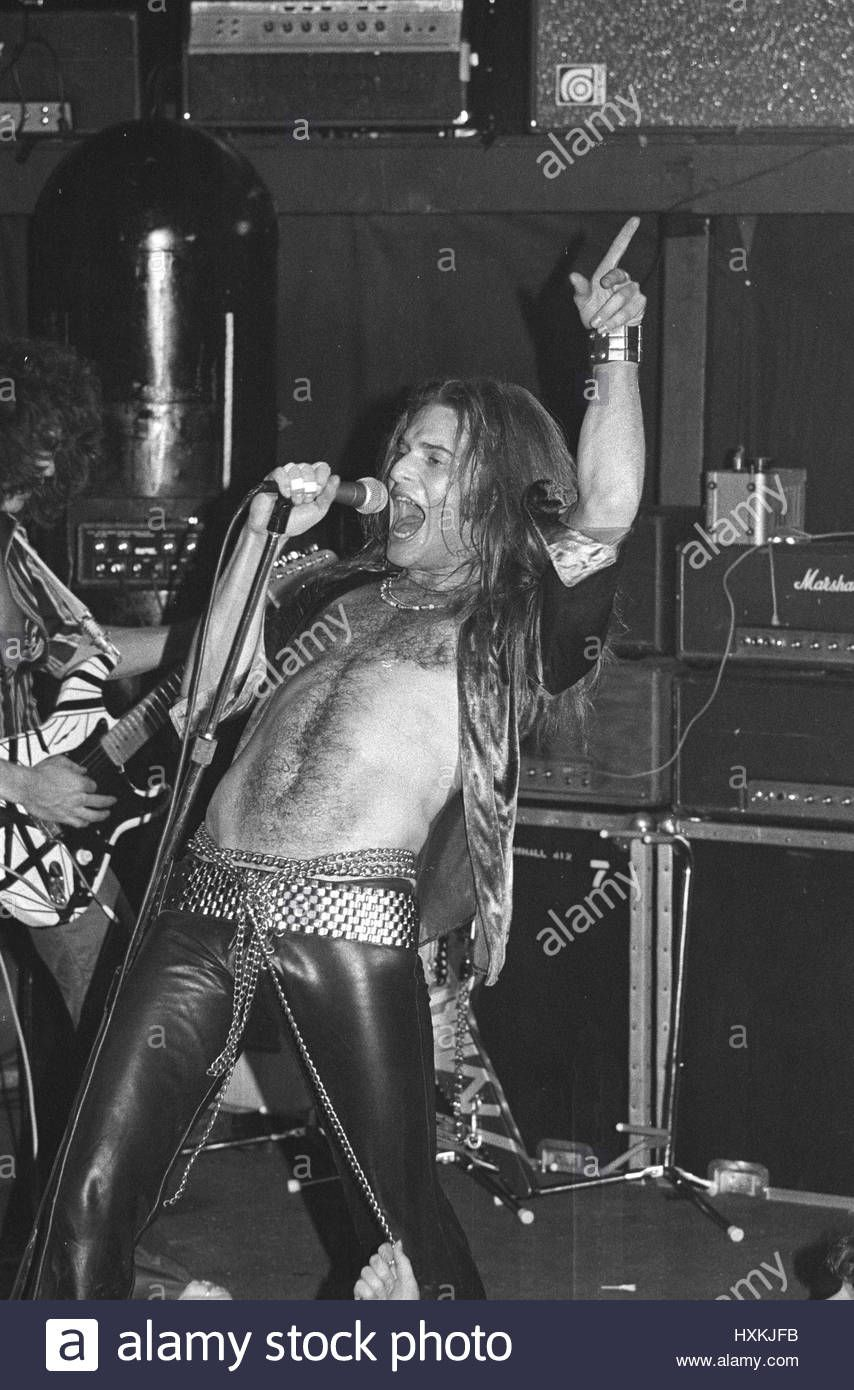 They Don T Make Them Like This Anymore Rf David Lee Roth Van Halen David Lee