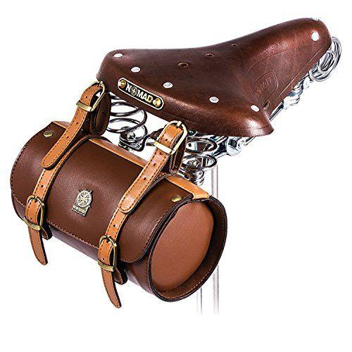 1 Match Brooks Cushion 2 Vintage Retro Bicycle Tail Bag 3 High Quality Pu By Handmade Bicycle Saddles Vintage Bicycles Bike Saddle Bags