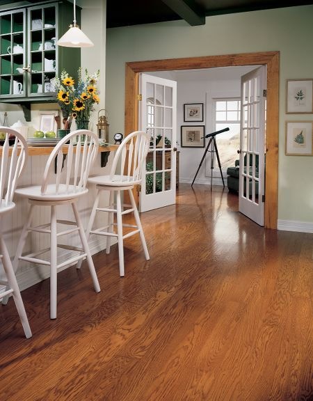 Oak Butterscotch Oak Floors Hardwood Floors Bruce Hardwood Floors