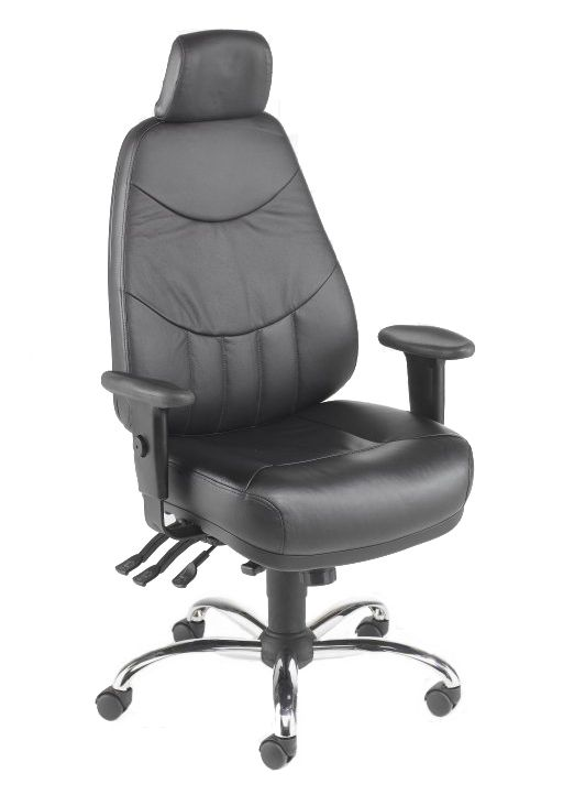 Mercury 24 Hour Chair Mh1 Leather Executive Office Chairs Office Chair Chair