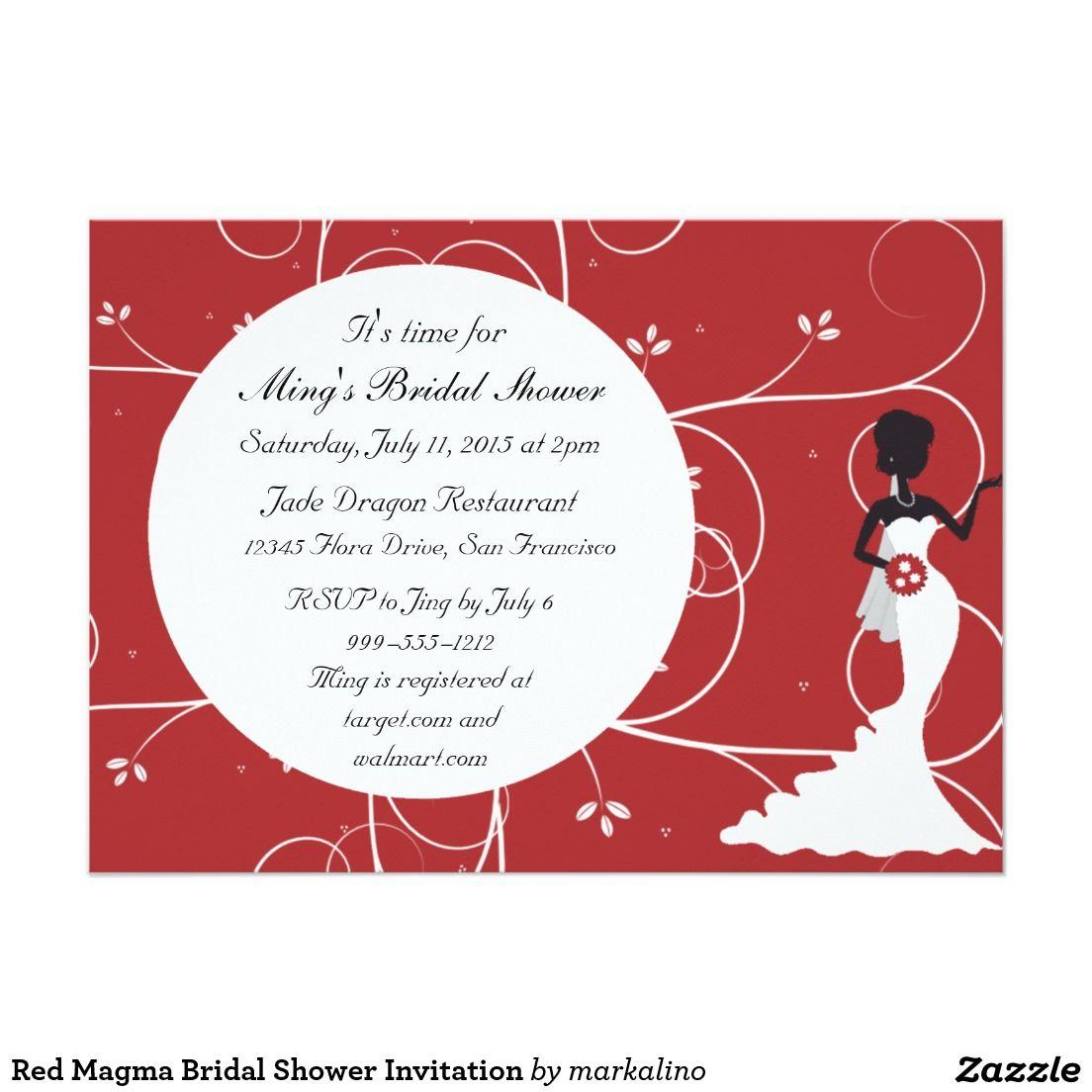 Fantastic Unique Bridal Shower Invites Composition - Invitations and ...