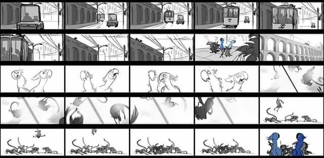 Pin By Kara Anderson On AdtStoryboards    Storyboard