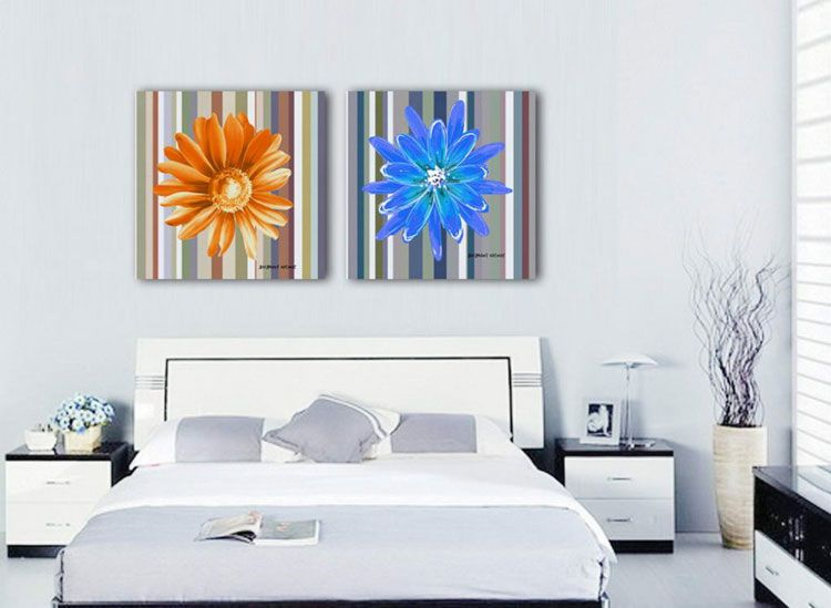Quadro moderno per la camera letto n 19
