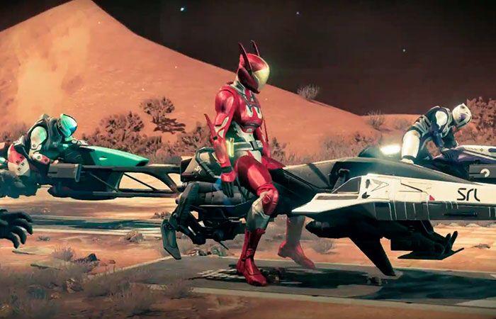 Destiny Sparrow Racing League Hands On  |Destiny Game Races