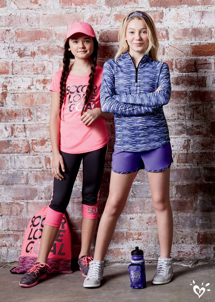 Your activewear should be as fierce as you are. Lucky for