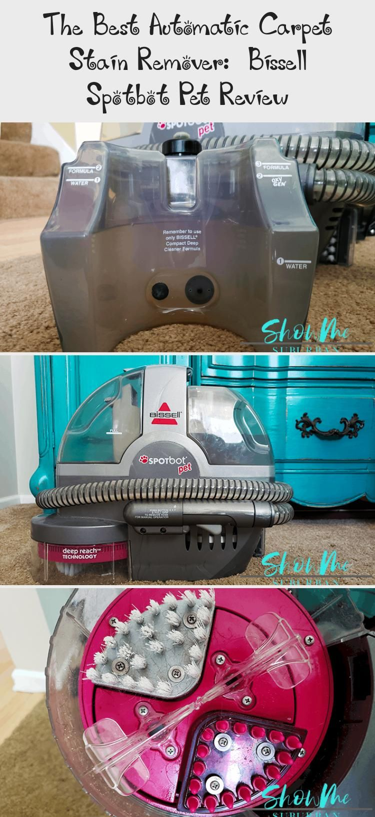 This Article On The Bissell Spotbot Pet Carpet Cleaner Told Me Everything I Need To Know A Helpful In In 2020 Stain Remover Carpet Pet Carpet Cleaners Carpet Stains