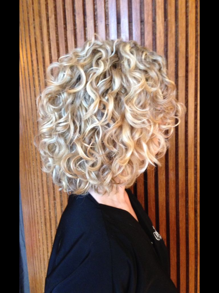 Cut And Color By Alenka Owner Of Curlwave Curly Hair Specialist Los