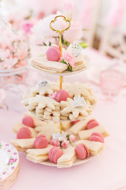 Princess Party Foods Princess Tea Party Birthday Girls Tea Party Birthday Tea Party Birthday