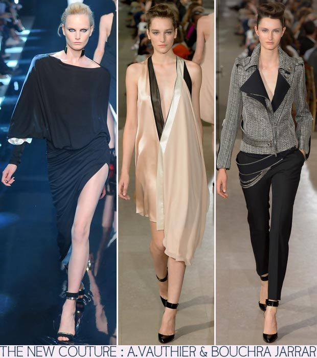The New Couture: Alexandre Vauthier & Bouchra Jarrar