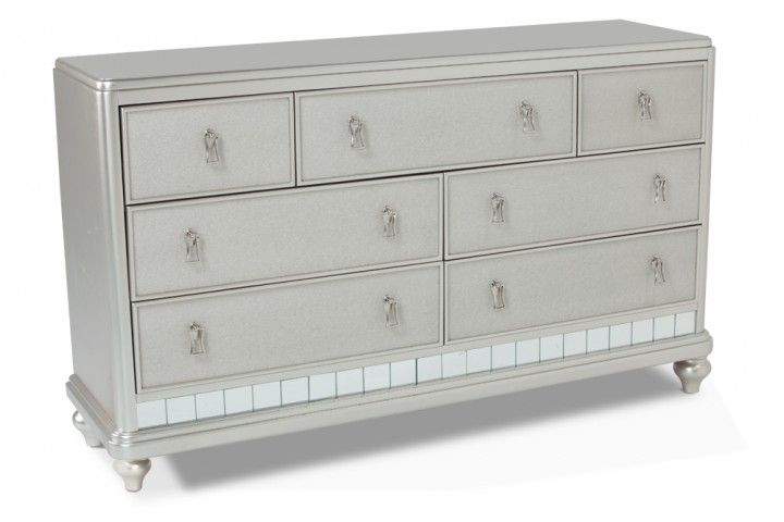 Diva Dresser Dresser mirror, Diva bedroom and Dresser - Bobs Furniture Bedroom Sets