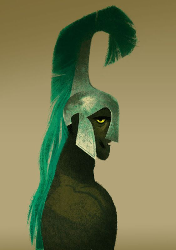 Annette Marnat - Character Design Page