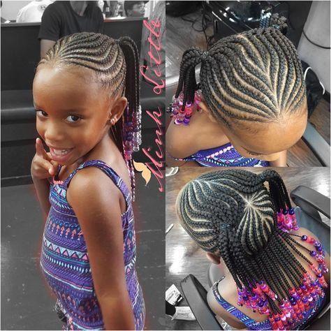 braidedhairstyles  hair styles kids braided hairstyles