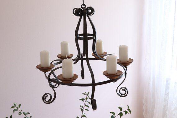 Kerzenhalter vintage kronleuchter handmade🔎zoomen kronleuchter