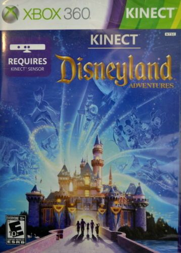 Kinect Disneyland Adventures - Xbox 360 Game   Products