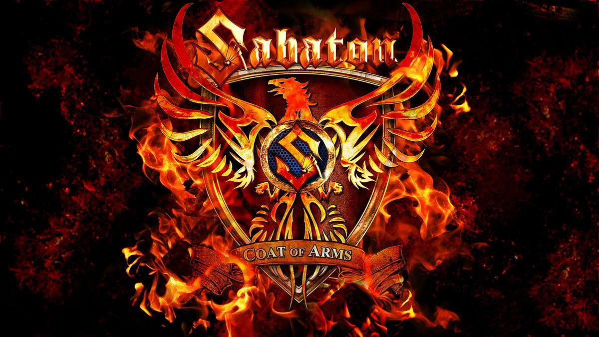 A Softer Side Of Metal Sabaton Hearts Of Iron Sabaton Coat Of Arms Metal Music