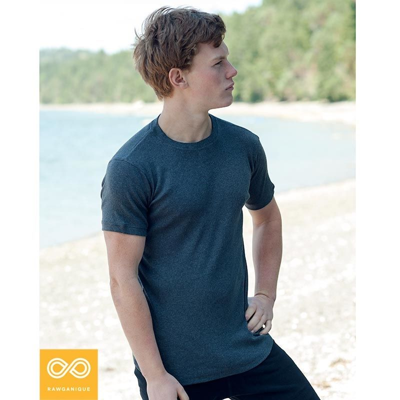 a79edf8c2348 100% Certified Organic Cotton Ribbed Knit T-shirt by Rawganique.co since  1997