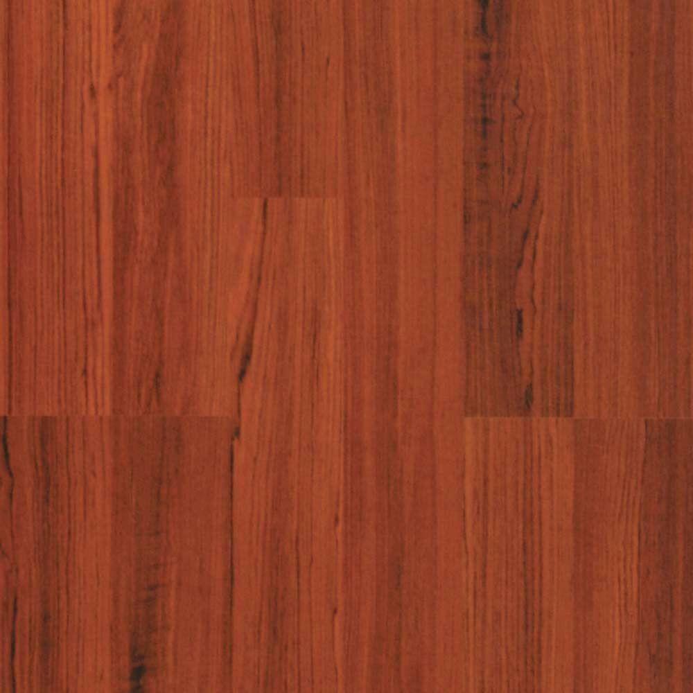 Presto Santos Cherry Laminate Flooring 5 In X 7 Take Home Sample Dark
