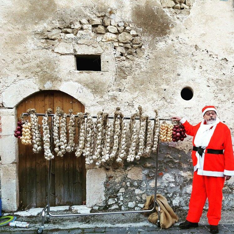 Santa Claus of our Abruzzo Region! Babbo Natale Abruzzese!
