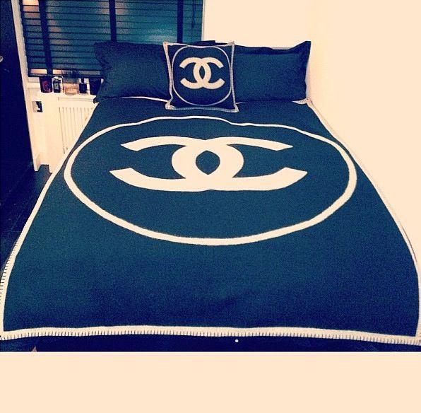 Best 25 Chanel Bedding Ideas On Pinterest Chanel