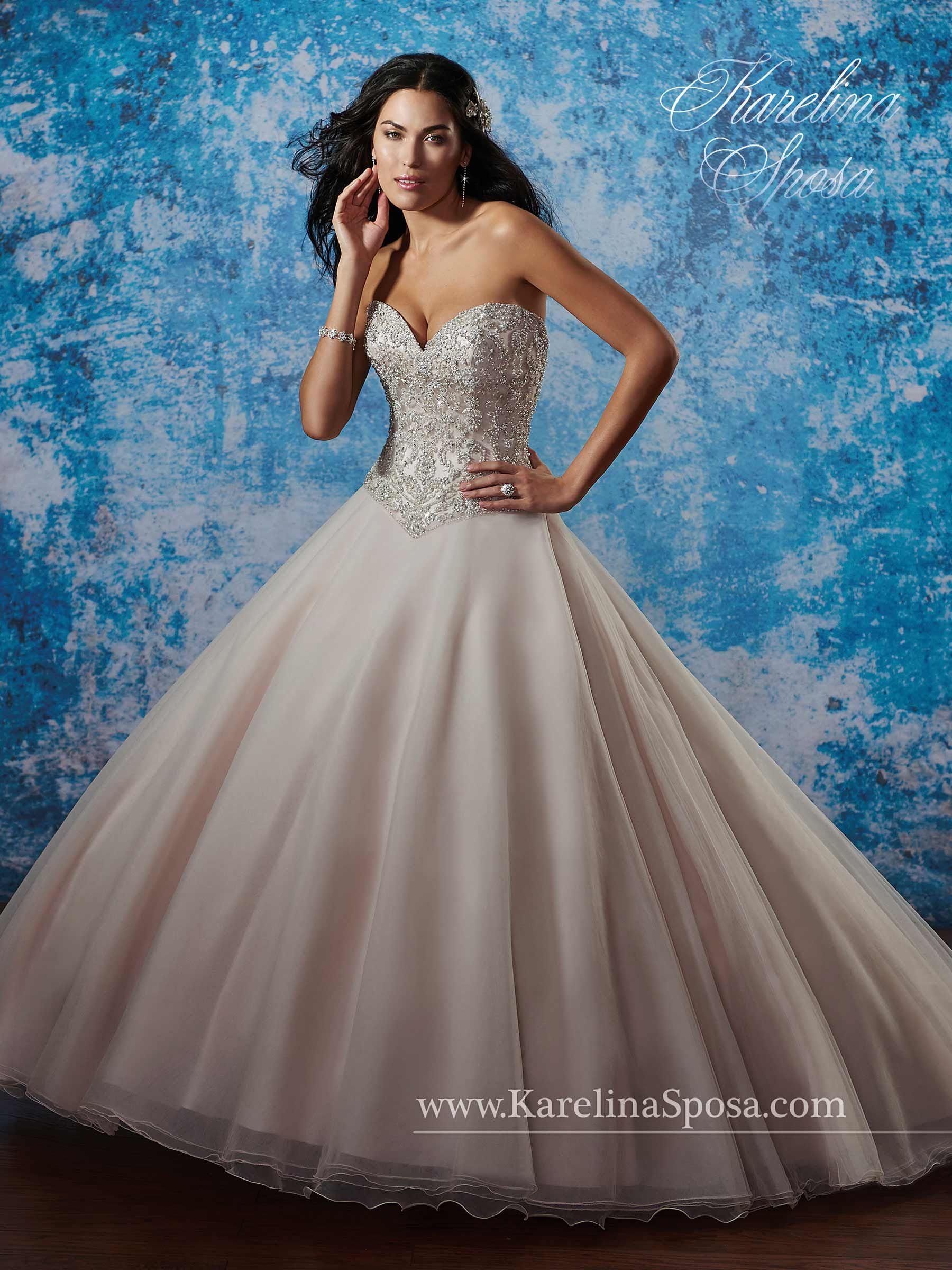 Collection: Bridal Gowns - Karelina Sposa @ Mary\'s Bridal | <3 ...