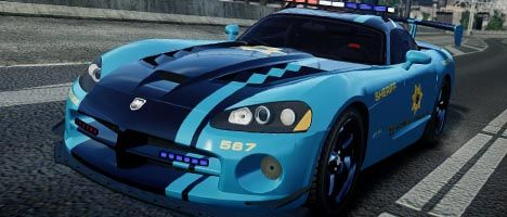 Images Of Dodge Viper Police Cars | 【GTA4 Mod】2009 Dodge Viper SRT 10 ACR  Police NFS Hot ... | Police And Fire Rescue Hot Rods | Pinterest | Dodge  Viper ...