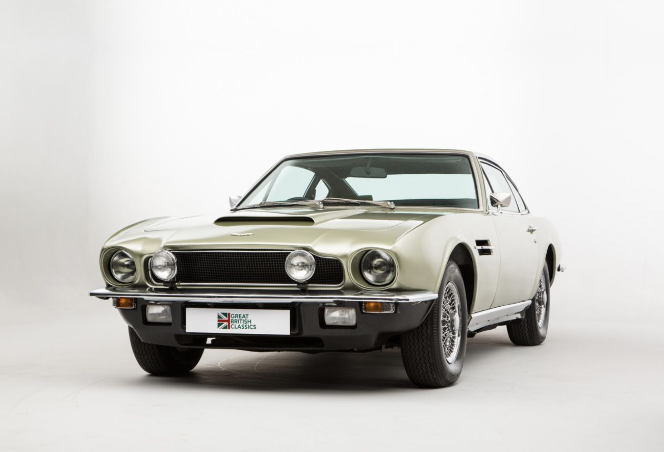 Aston Martin Vantage S Don T Usually Come This Cheap Opumo Magazine Aston Martin Vantage Aston Martin Classic Cars