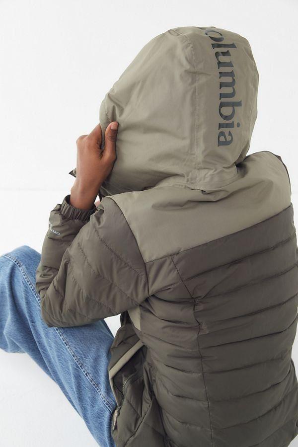 Columbia Norwester II Anorak Jacket | Anorak jacket ...