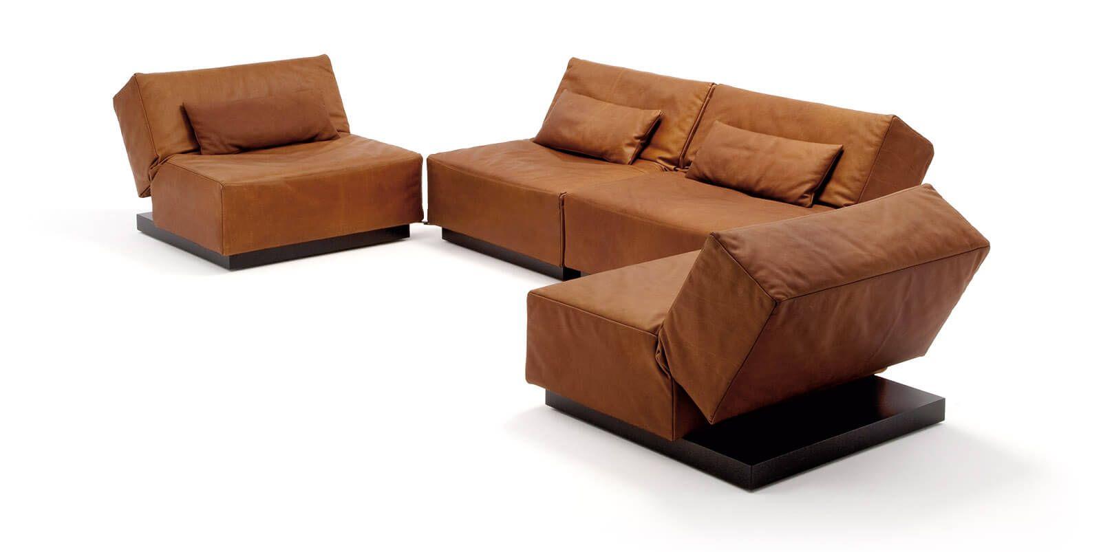 Franz Fertig Sofas corner suite tema by franz fertig sofás camas inteligentes