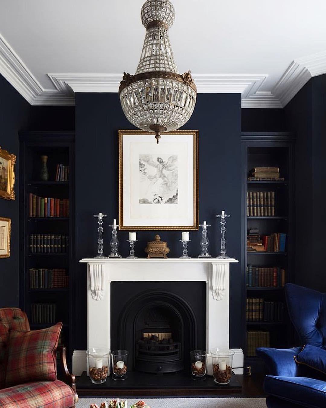 A Dark Cozy Moody Masculine Bedroom Lots Of Wood Dark: Karisma Interiør. Randi Eide