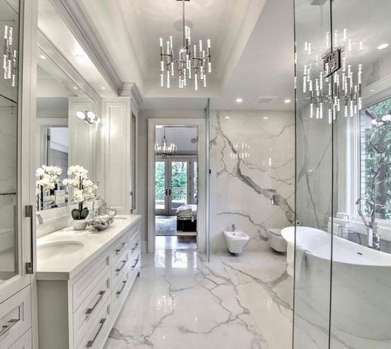 Photo of Discover the bathroom design that matches you. Search for a great bathroom decor …