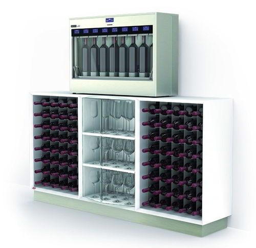 Mueble para vinos esigo wss3 wine rack bar cabinet esigo - Muebles para vino ...