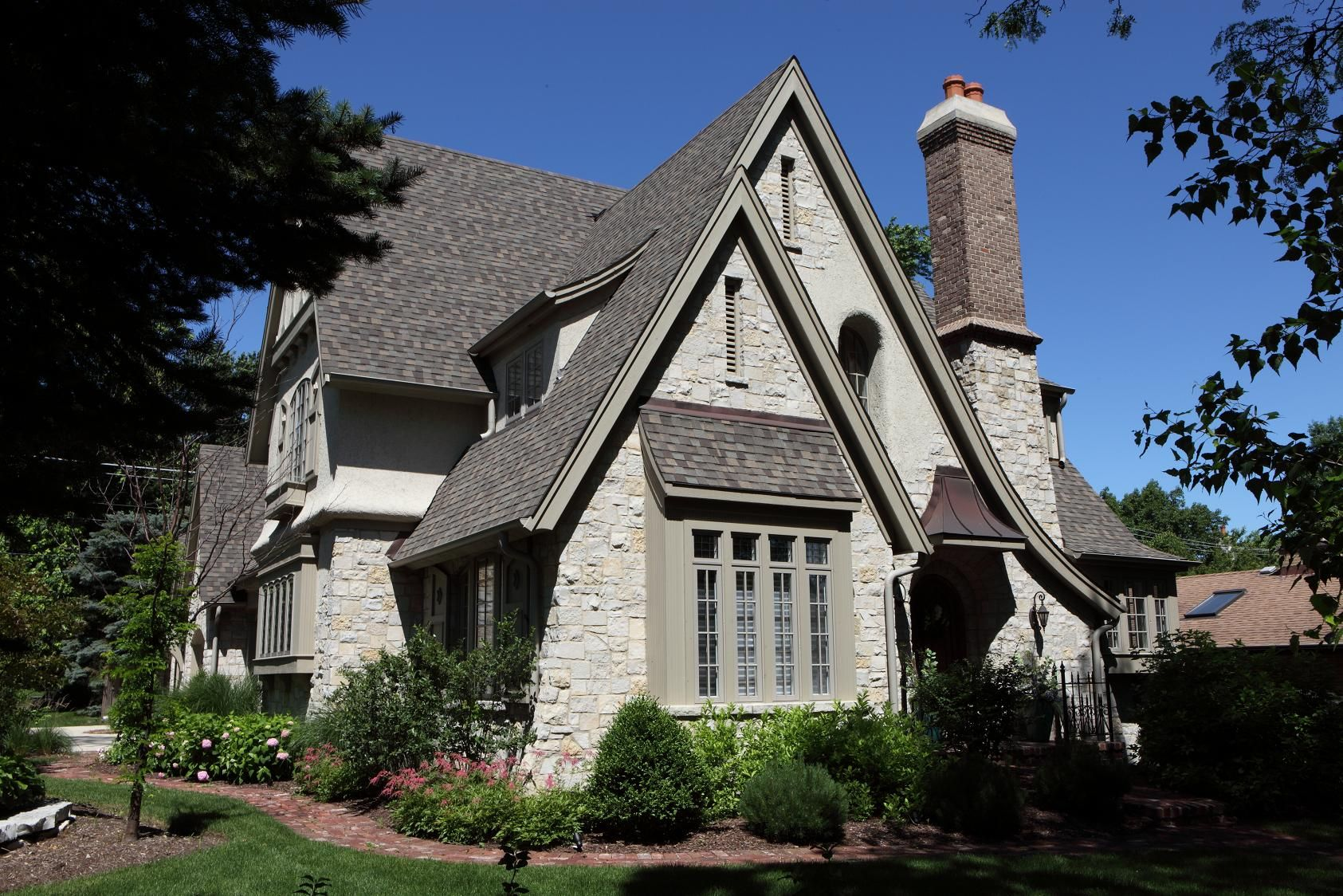 Built by battaglia homes hinsdale house plans for Old world style house plans