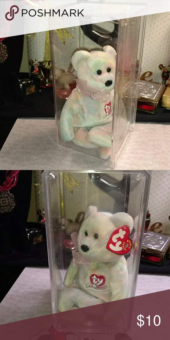 2f29f827b22 TY Beanie Baby in case 15 years collectible TY beanie baby like new  condition and case Other