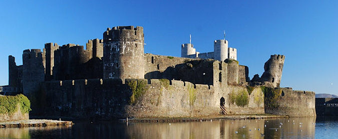 The Most Fascinating Castles In Wales #visitwales