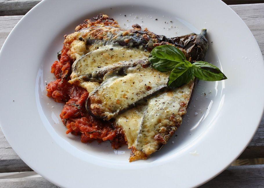 Parmigiana - włoski przysmak