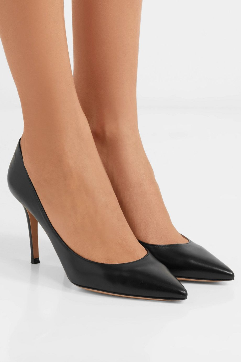 Casual shoes women, Leather pumps