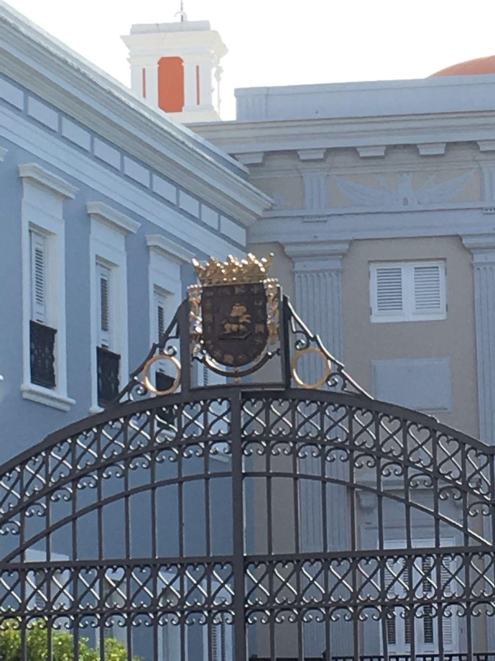 El recorrido fue realizado el sábado 17 de septiembre de 2016 al rededor de las 4:00pm. Podemos ver en esta imagen que el escudo está correctamente simbolizado #banderasyescudosVSJ #Sagradoagosto2016