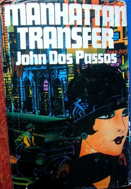 Manhattan Transfer Book Authors Passos My Books