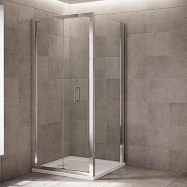 Mira Leap Bi Fold Shower Door 800mm Wide 6mm Glass Bifold Shower Door Shower Doors Shower Enclosure