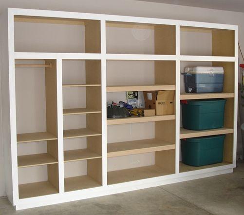 Beau Garage Overhead Storage Shelf