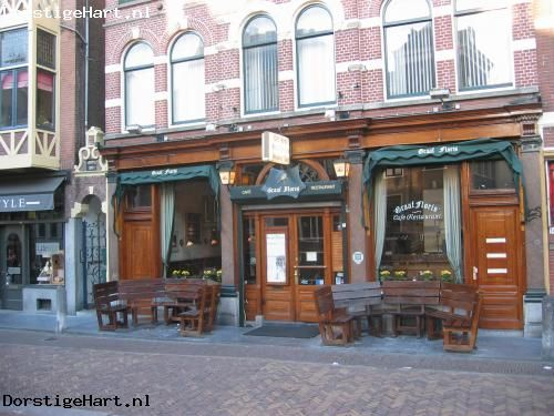 Graaf Floris, Vismarkt 13 Utrecht